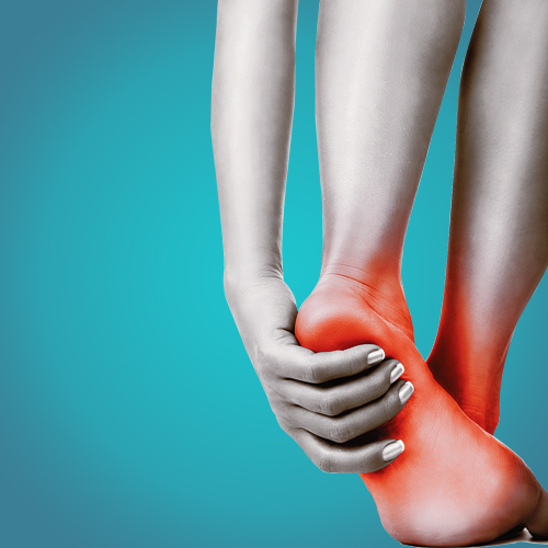 Heel Pain Treatment in Ahmedabad